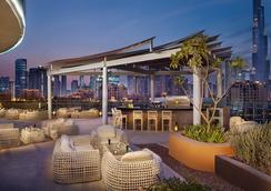 達瑪克麥遜皇家特色飯店 - 杜拜 - 露天屋頂
