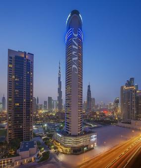達瑪克麥遜皇家特色飯店 - 杜拜 - 建築