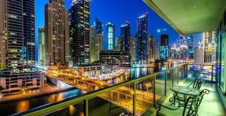 Damac Maison Distinction - Dubai - Balcony