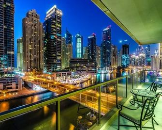 Damac Maison Distinction - Dubai - Balkon