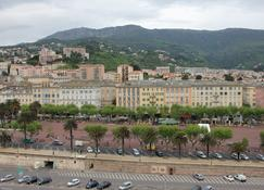 Hotel Bonaparte - Bastia - Vista esterna