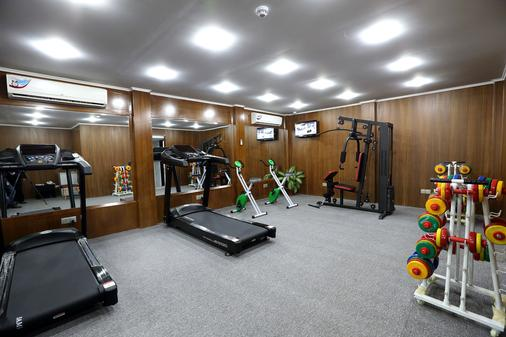 納森格迪尼亞酒店 - 達卡 - 達卡 - 健身房