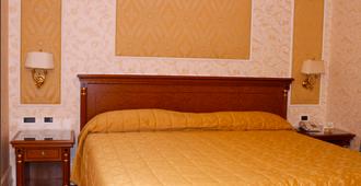 Hotel Gallia - Rom - Soveværelse