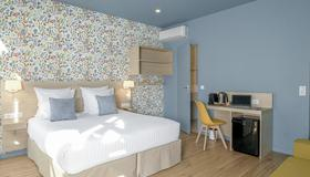 Hotel Du Centre - Nice - Chambre