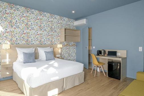 Hotel Du Centre - Nizza - Makuuhuone