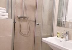中央酒店 - 尼斯 - 尼斯 - 浴室