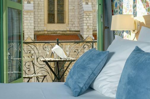 Hotel Du Centre - Nizza - Parveke