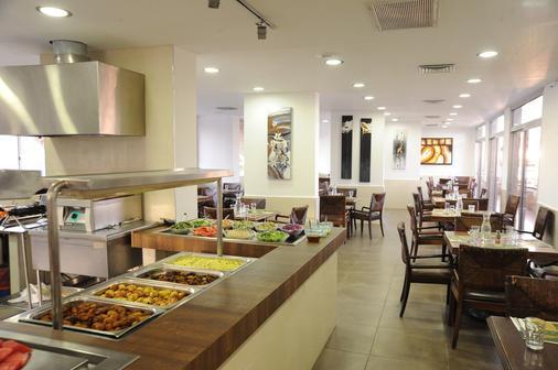海藍寶石酒店 - 埃拉特 - 埃拉特 - 自助餐