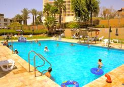 海藍寶石酒店 - 埃拉特 - 埃拉特 - 游泳池