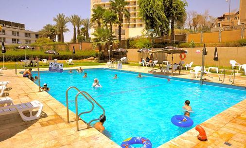 Aquamarine Hotel - Eilat - Bể bơi