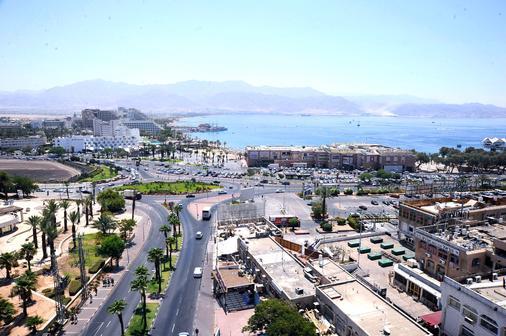 Aquamarine Hotel - Eilat - Cảnh ngoài trời