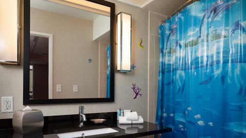 美遜灣凱悅水療及海水浴樂中心 - 聖地牙哥 - 聖地亞哥 - 浴室