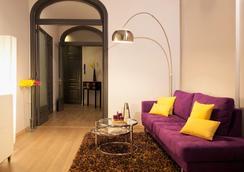 Umma Barcelona Bed & Breakfast Boutique - Βαρκελώνη - Σαλόνι ξενοδοχείου