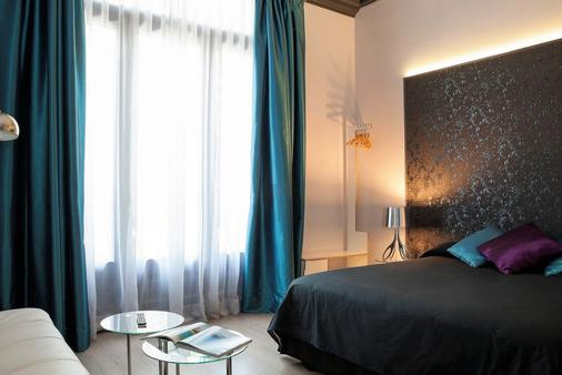 Umma Barcelona Bed & Breakfast Boutique - Βαρκελώνη - Κρεβατοκάμαρα