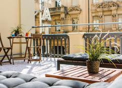 Hotel Diplomatic - Turin - Ban công