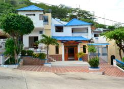 Hostal Techos Azules - Hostel - Taganga - Edifício