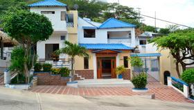 Hostal Techos Azules - Hostel - Taganga - Building