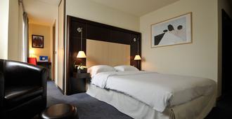 Hôtel De Bonlieu - Annecy - Bedroom