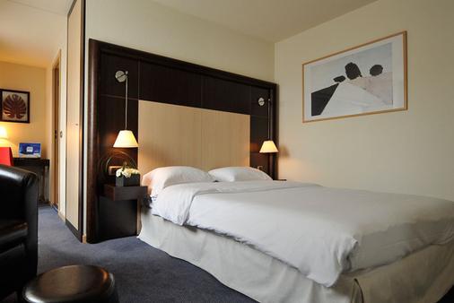 Hôtel De Bonlieu - Annecy - Makuuhuone