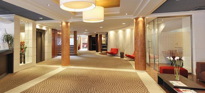 邦留酒店 - 安錫 - 昂息 - 大廳
