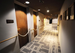 The Canaan Hotel - Tokyo - Tiền sảnh