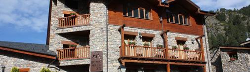 Hotel Segle XX - Canillo - Κτίριο