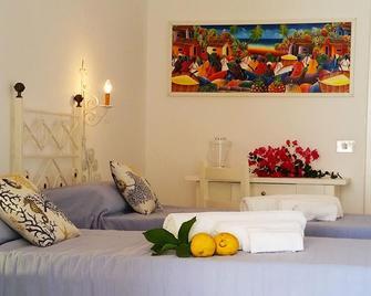 Panareal - Panarea - Bedroom