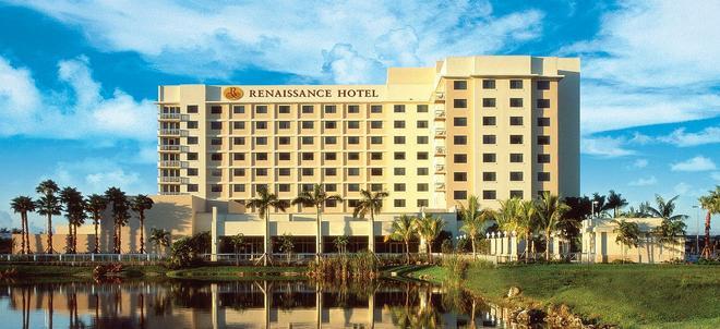 Renaissance Fort Lauderdale Plantation Hotel - Plantation - Building