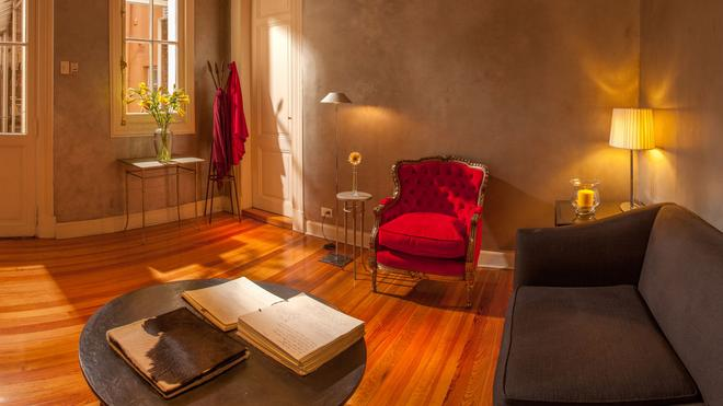 1555 Malabia House Hotel - Buenos Aires - Living room