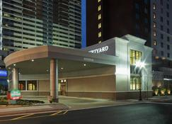 Courtyard by Marriott Atlantic City Beach Block - Atlantic City - Building