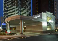 Courtyard by Marriott Atlantic City Beach Block - Atlantic City - Building