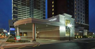 Courtyard by Marriott Atlantic City Beach Block - Атлантик-Сити - Здание