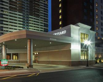 Courtyard by Marriott Atlantic City Beach Block - Atlantic City - Gebouw