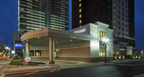 Courtyard by Marriott Atlantic City Beach Block - Atlantic City - Rakennus