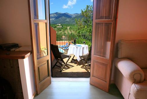 Hotel Can Calco - Selva - Balcony