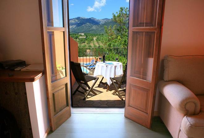Hotel Can Calco - Selva - Balcon