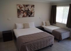 Beachside Motor Inn - Hervey Bay - Slaapkamer
