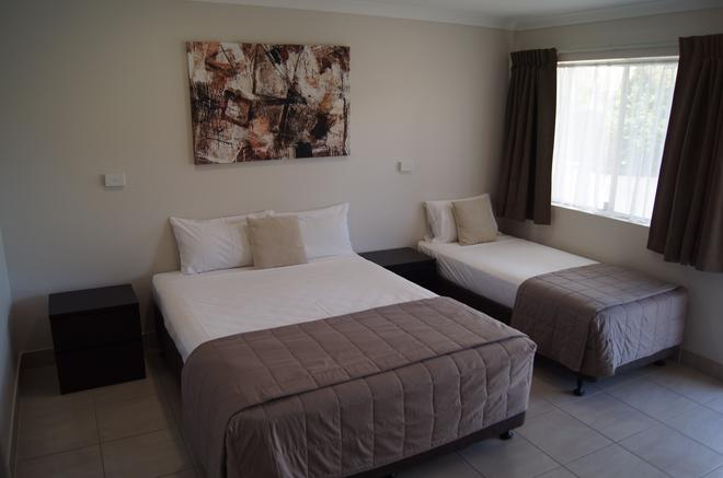 Beachside Motor Inn - Hervey Bay - Phòng ngủ