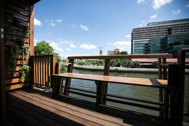 Chann Bangkok Noi - Bangkok - Balcony
