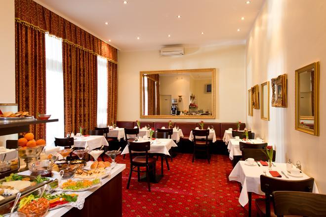 柏林米特紮恩霍夫公寓酒店 - 柏林 - 柏林 - 飲食
