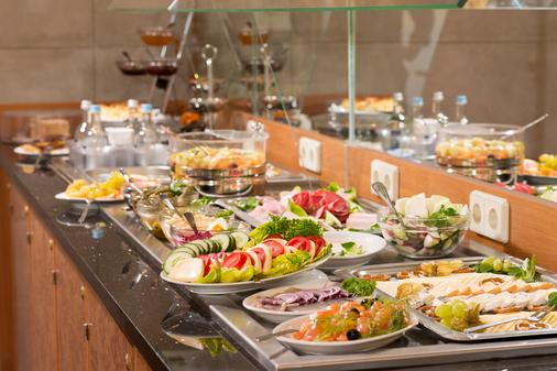 Hotel Zarenhof Friedrichshain - Berlin - Food