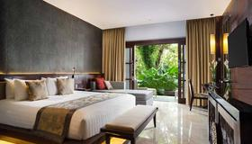 Puri Santrian - Denpasar - Camera da letto