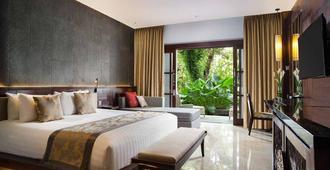 Puri Santrian - Denpasar - Bedroom