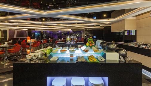 Nova Express Pattaya Hotel - Trung tâm Pattaya - Buffet