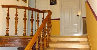 Hummel Hostel - Weimar - Escaleras
