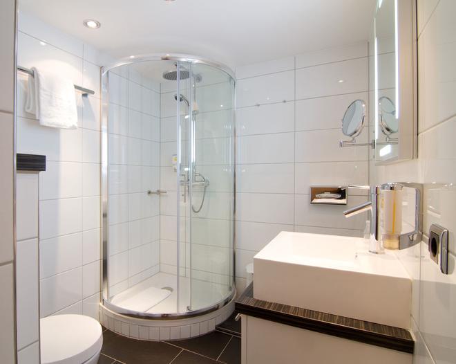 Hotel Bayerischer Hof - Kempten im Allgäu - Baño