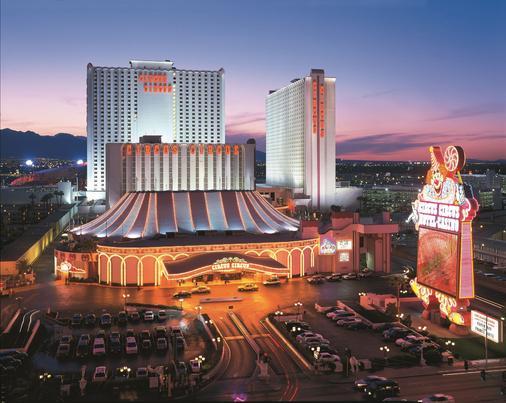 Circus Circus Hotel & Casino - Las Vegas - Building