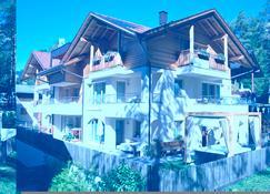 萊斯基麥因住宿加早餐旅館 - San Vigilio di Marebbe - 建築