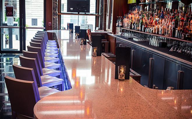 Harborside Inn Of Boston - Boston - Bar