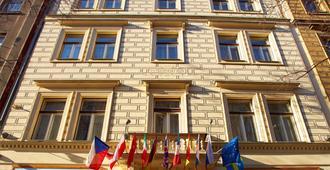 Galerie Royale - Praga - Edificio